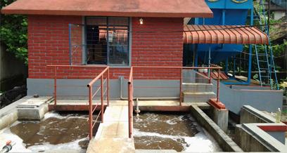 Sewage Treatement Plant
