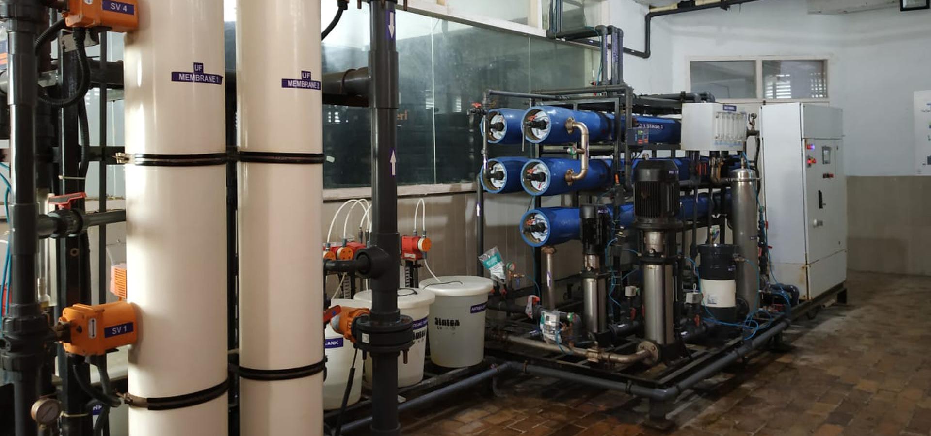 Effluent Recycle Plant